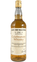 Виски Глен Орд Молтингс 25 Энниверсэри / Glen Ord Maltings 25th Anniversary