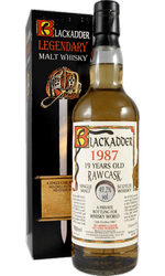 Виски Прайвэт Боттлинг 1987 19 лет / Private Bottling for Whisky World 1987  19 YO